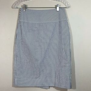 J Crew Skirt Size 00 straight pencil knee length